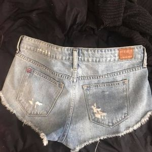 Urban Outfitters Shorts - BDG Low-Rise Dolphin Denim shorts